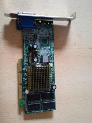 Placas de Video AGP