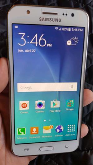 Samsung j5 libre con 4g lte flash frontal.
