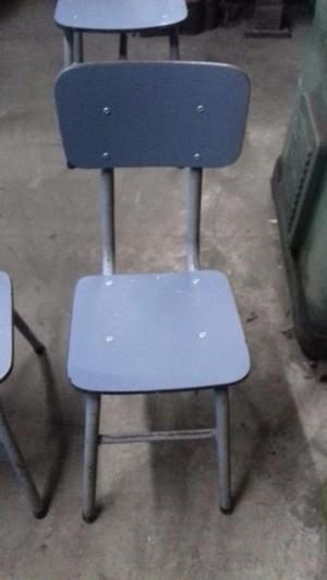lote de sillas y mesas para colegio o jardin de infantes