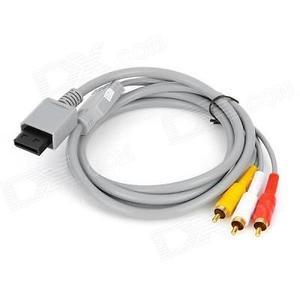 Cable AV para nintendo wii