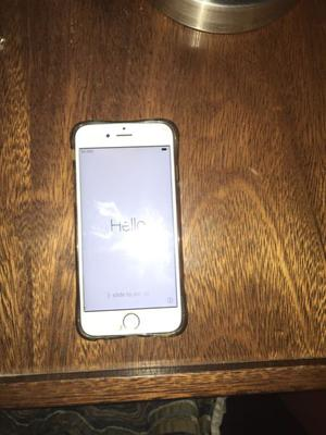 IPhone 6 s libre de fábrica (no permuto)