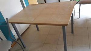 Excelente mesa para 10 personas posot class for Mesa algarrobo usada