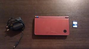 Nintendo Dsi Xl Con Cargador Y Memoria Sd De 2gb