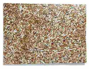 Placa De Material Reciclado. 0,6 X 0,5 Mts. Espesor 10mm