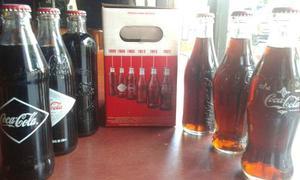 Colección De Botellitas De Coca Cola