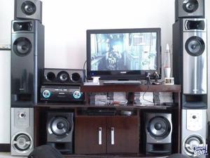 Sony Muteki 5.2 Sistema de cine en casa