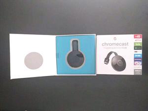 Vendo Chromecast2 todos nuevos en caja