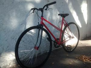 Vendo bici urbana. Cómoda, liviana y rápida!