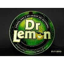 posa vaso dr. lemon coleccion 1 unidad $100