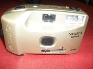 CAMARA DE FOTOS YASHICA BRISA – ORIGEN BRASILERO - $ 200