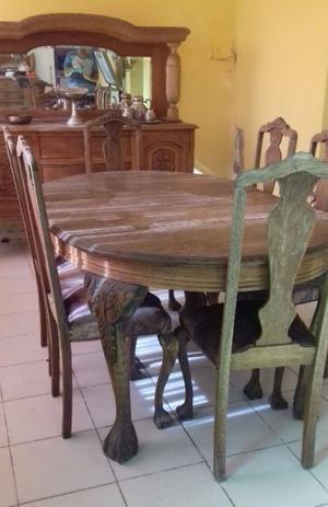Muebles de estilo Calixto !