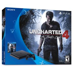 Playstation gb Uncharted 4