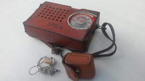 Radio Spica Original Japonesa. Reliquia. Coleccionistas