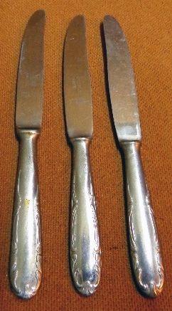 Set De Cuchillos Antiguos Varios Juego