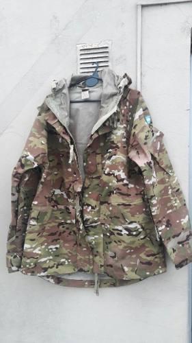 Uniforme uca goretex campera y pantalón todos los talles 65ec4446501