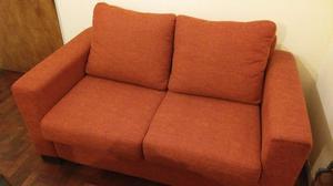 Vendo sofá cama usado