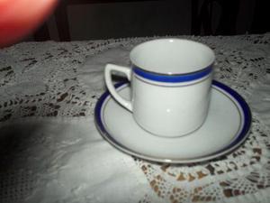 delicadas tazas de cafè