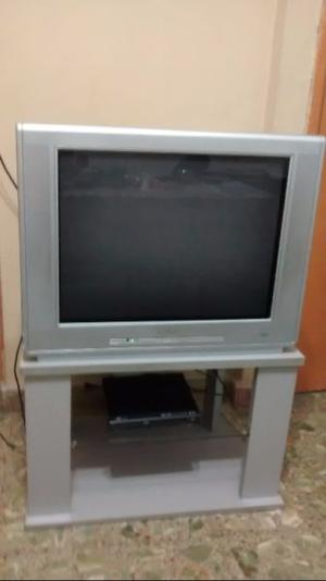 tv 29 philips PANTALLA PLANA FLAT c/control - CON MESA