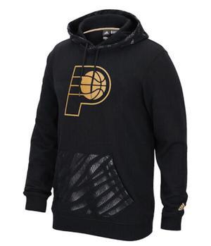 Buzo De Hombre Adidas Nba Indiana Pacers Hoodie - Usa!!