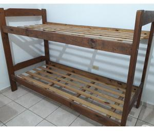 Muebles usados la plata gran la plata cama cucheta en for Muebles de algarrobo en la plata