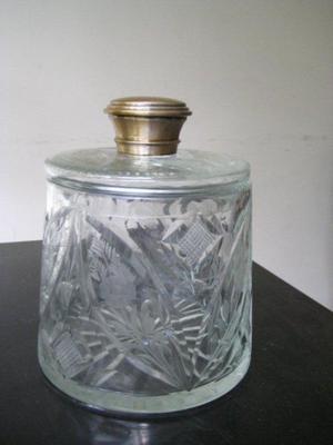 Caramelera de Cristal