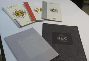 Combo 5 Catalogos De Diseño Gráfico