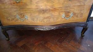 Muebles dormitorio estilo Luis XV