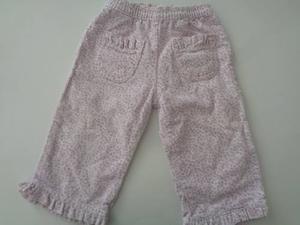 Pantalon De Corderoy Bebe Nena T. 12 Meses G De B