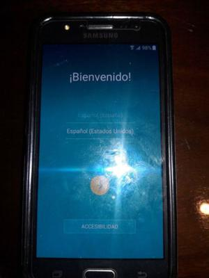 Samsung J5 usado en excelente estado con carcasa