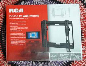 Soporte Rca Lcd/ Led Tv Wall Mount De 19 A 32 Pulgadas