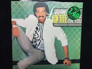 Vinilo Maxi12s' Lionel Richie - Stuck On You - Imp Uk
