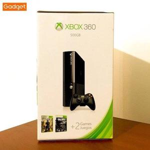 Xbox gb Con 2 Juegos