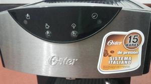 Cafetera expreso Oster