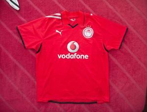 Camiseta Olympiakos F.C. Puma Original [] Nueva