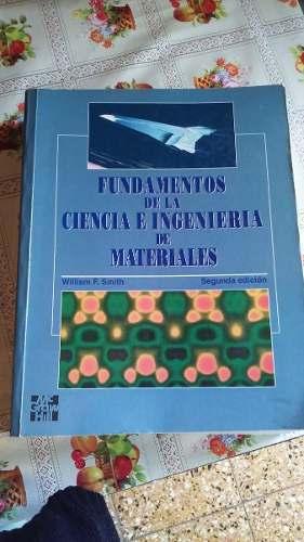 Fundamentos De La Ciencia E Ingeniera De Materiales