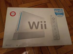 Nintendo Wi Nueva Si Uso