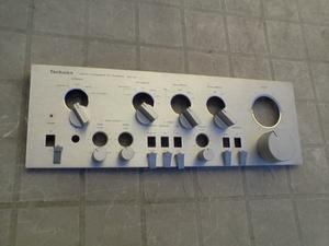 Perillas Y Frente De Amplificador Technics Su-v6