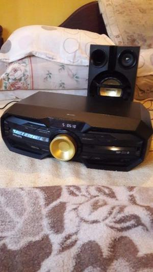 Sistema de audio philips fx