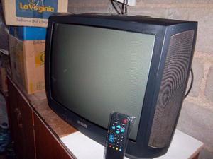 TV Philips 21 pulgadas-remoto nuevo $