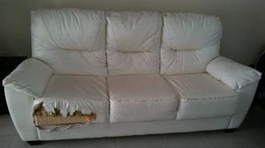 Vendo sillón de 3 cuerpos