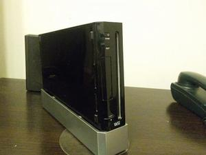 Wii Negra Importada Con 4 Juegos Vendo Y Permuto