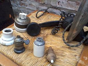 artefactos electricos varios