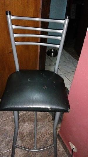 Banqueta silla sillon bar barra desayunador posot class for Silla butaca comedor