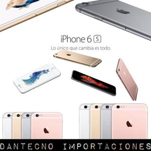 APPLE IPHONE 6S 128GB LIBRES DE ORIGEN!! NUEVOS!! EN CAJA!!!