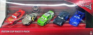 Disney Cars 3 - Spokes, Mcqueen, Yardley, Swervez & Storm!!!