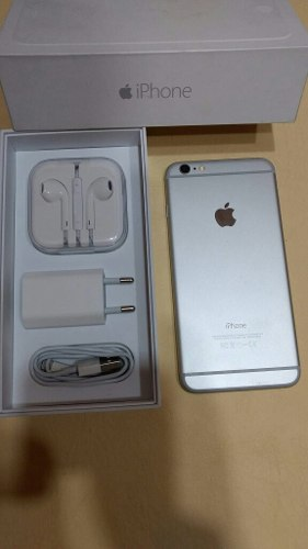 Iphone 6 Plus, 16gb, Vendo Urgente, Hago Envios, Libre, 4g
