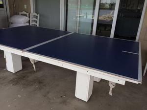 Mesa De Pool/ Ping Pong/ Comedor
