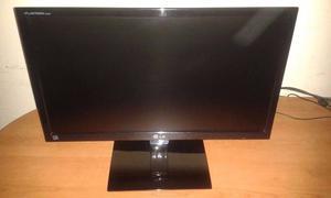 """Monitor 20"""" LG FLATRON es LED, EXCELENTE ESTADO"""