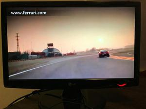 Monitor Lg Flatron 22 - Wt - Usado Como Nuevo