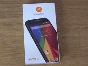 Motorola Moto G 2da Generacion Completo en caja. Libre